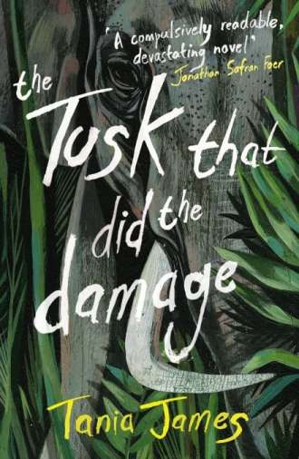 Book cover of The Tusk That Did the Damage for top responsible travel books.