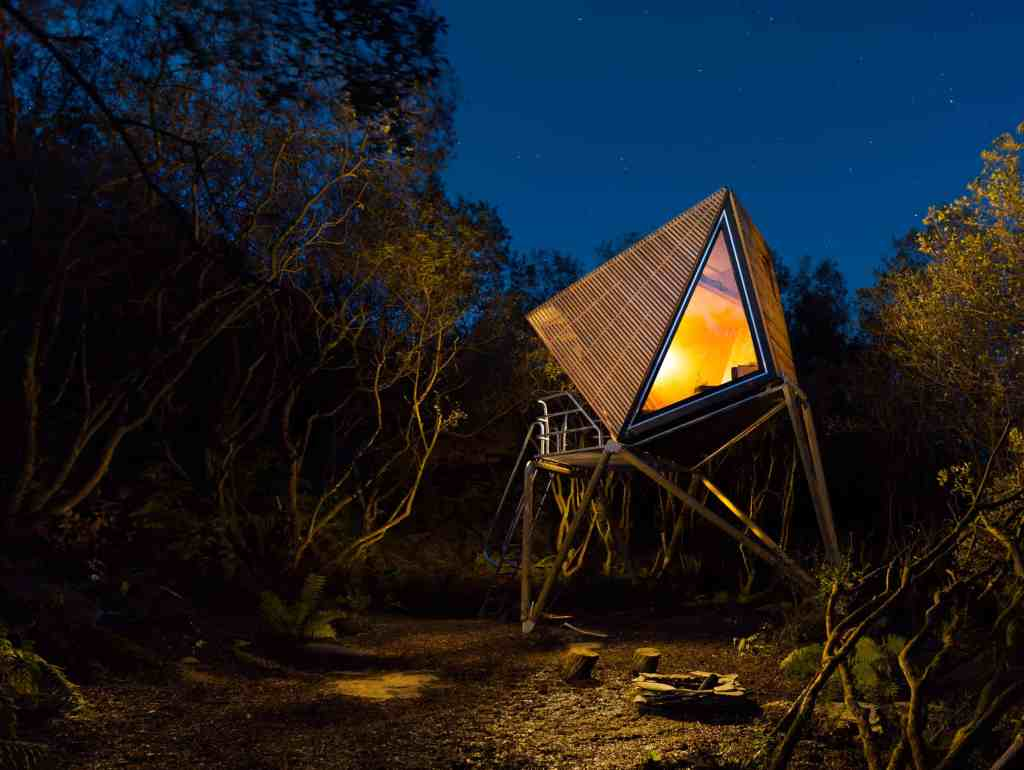 sustainable glamping sites in the UK -Kudhva