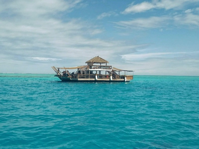 Go to Cloud 9 on your two-week Fiji itinerary