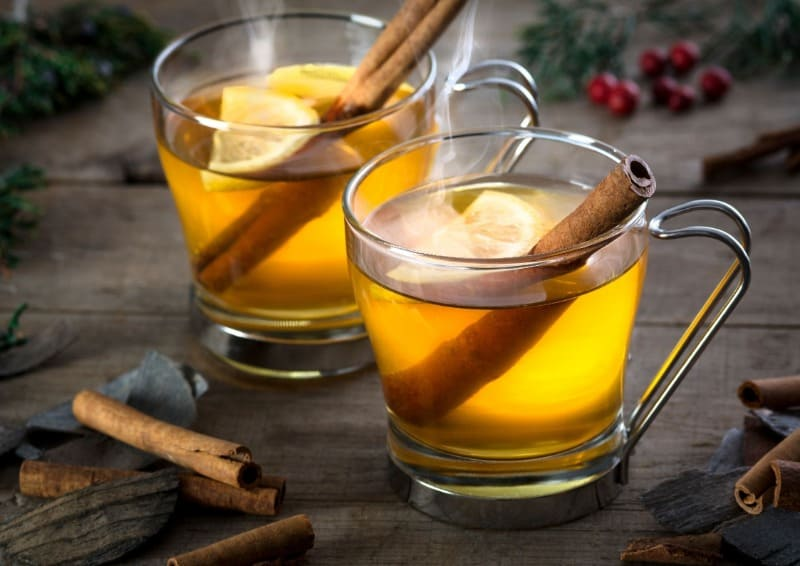 Hot toddies are the ultimate winter comfort cocktails
