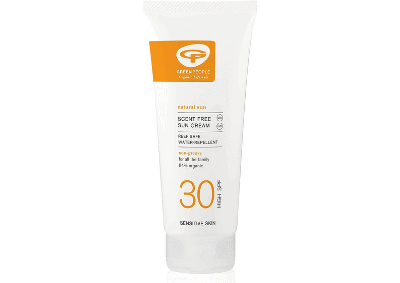 Product image of Green People sunscreen