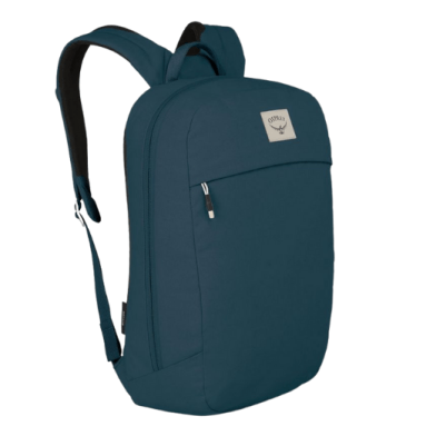 Product image of Osprey Europe's Arcane daypack. An eco-friendly gift idea for travellers.