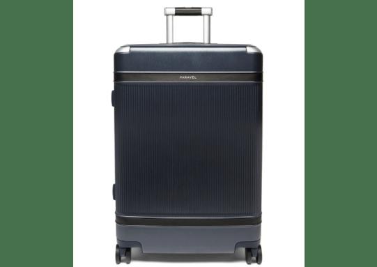 Paravel checked luggage suitcase.