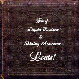 Louis! Tales of Liquid Desires album cover 2001