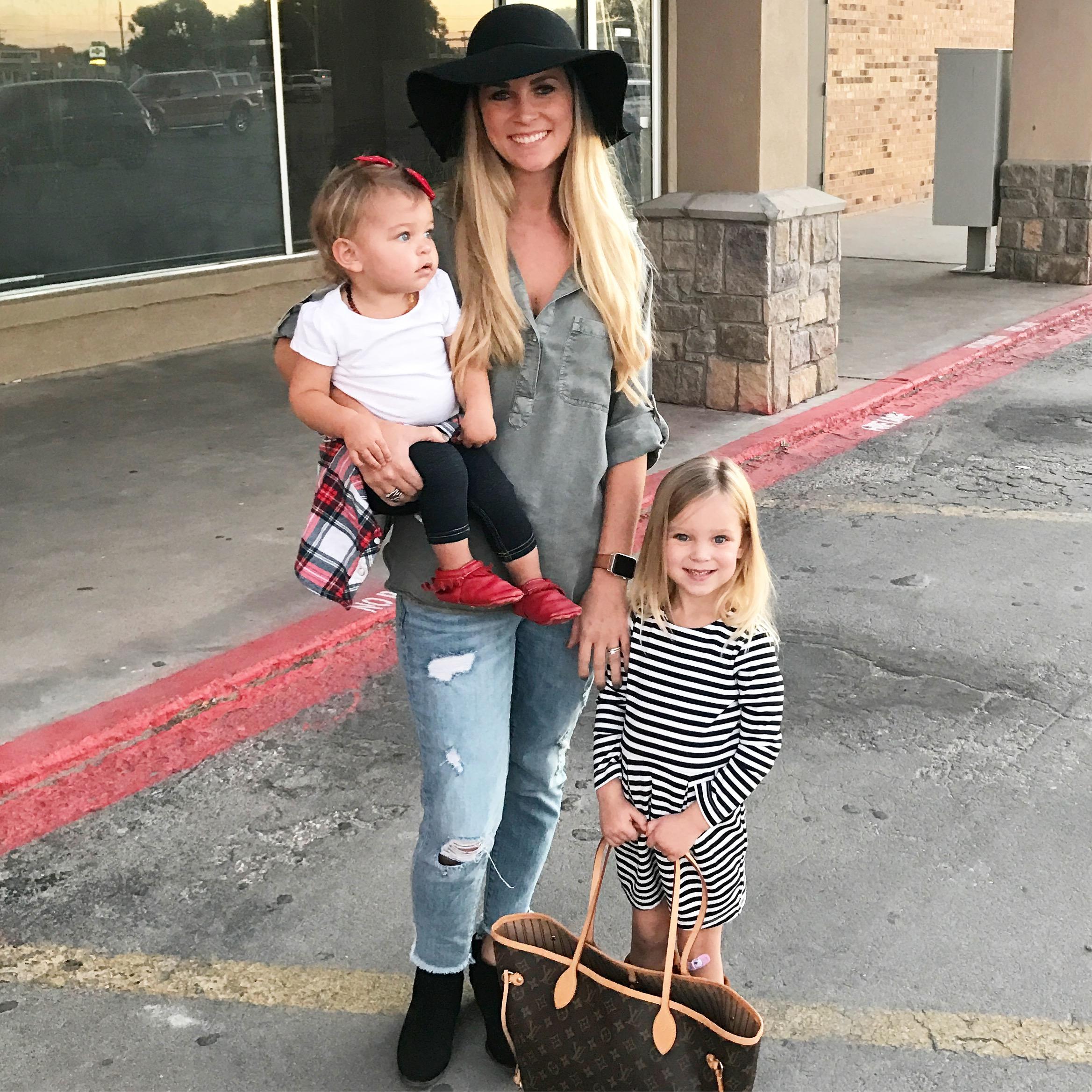 fall fashion for moms