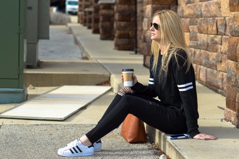 20+ Ways to Wear Adidas Superstar Sneakers Little Lovelies