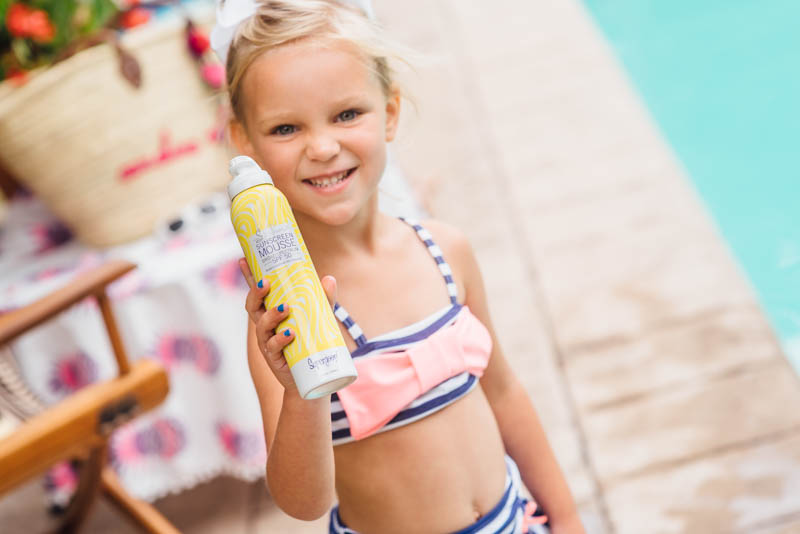Supergoop Sunscreen // Sun Protection After Skin Cancer