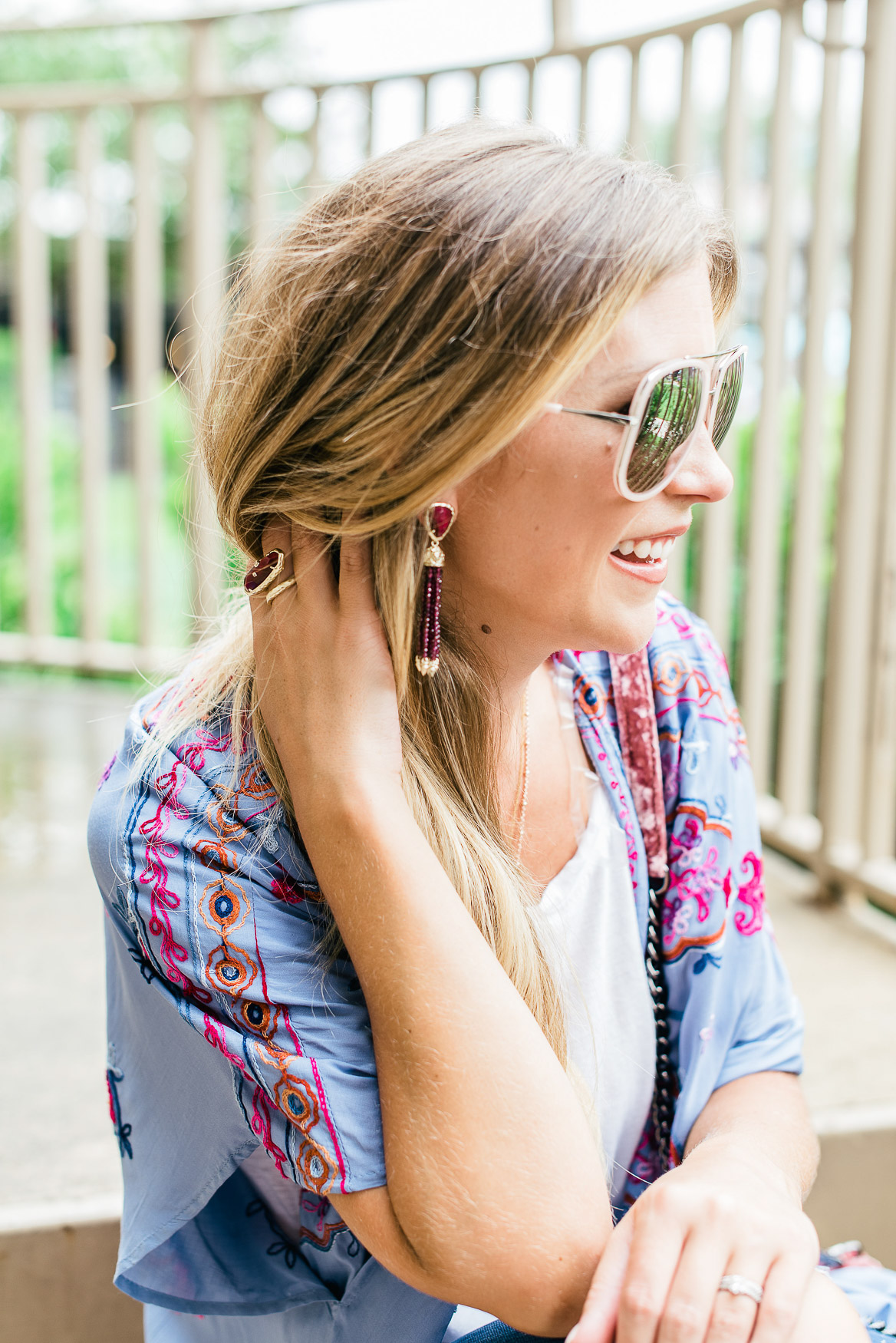KENDRA SCOTT EARRINGS FOR FALL