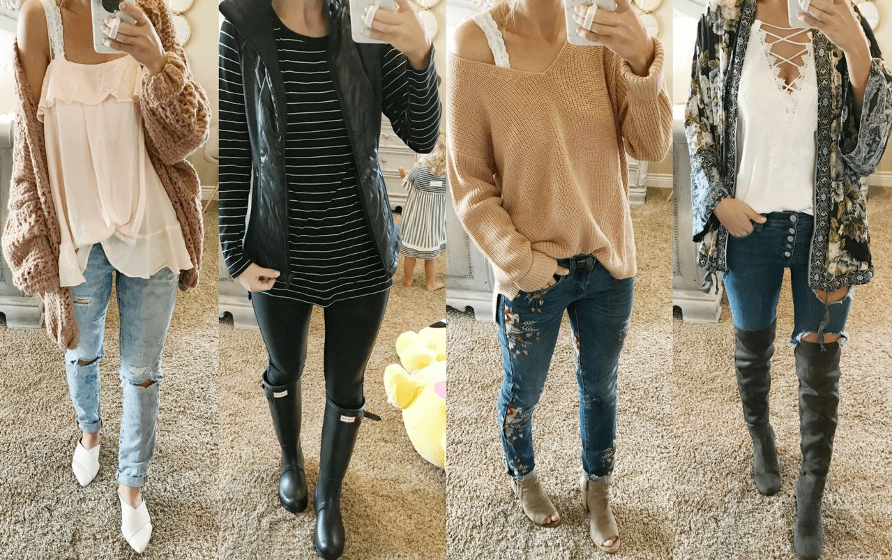 fall outfits from the shopbop sale