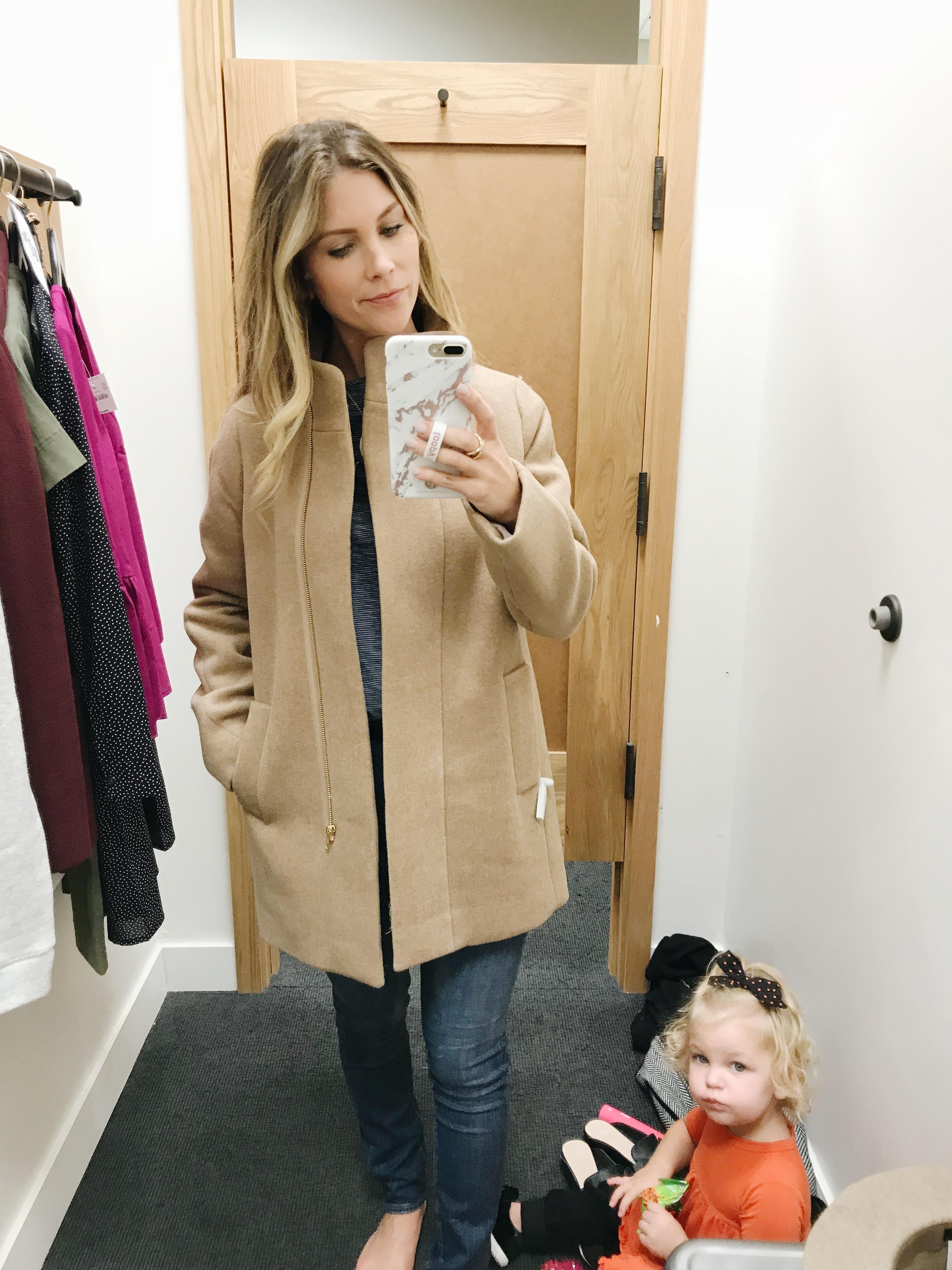 To acquire Fashion Winter haul: hm and j. Crew picture trends