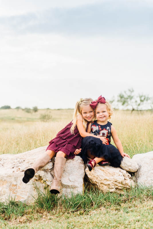 Sister Outfits for Family Photos