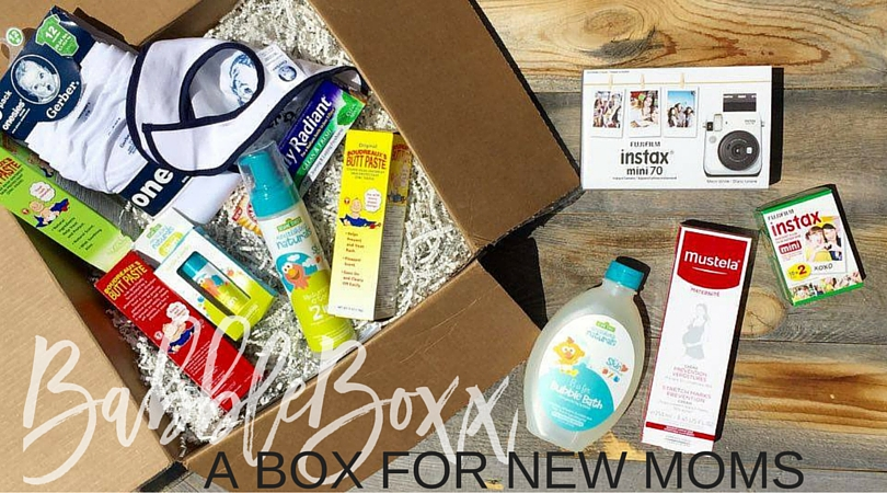 A Mother's Day Box for New Moms