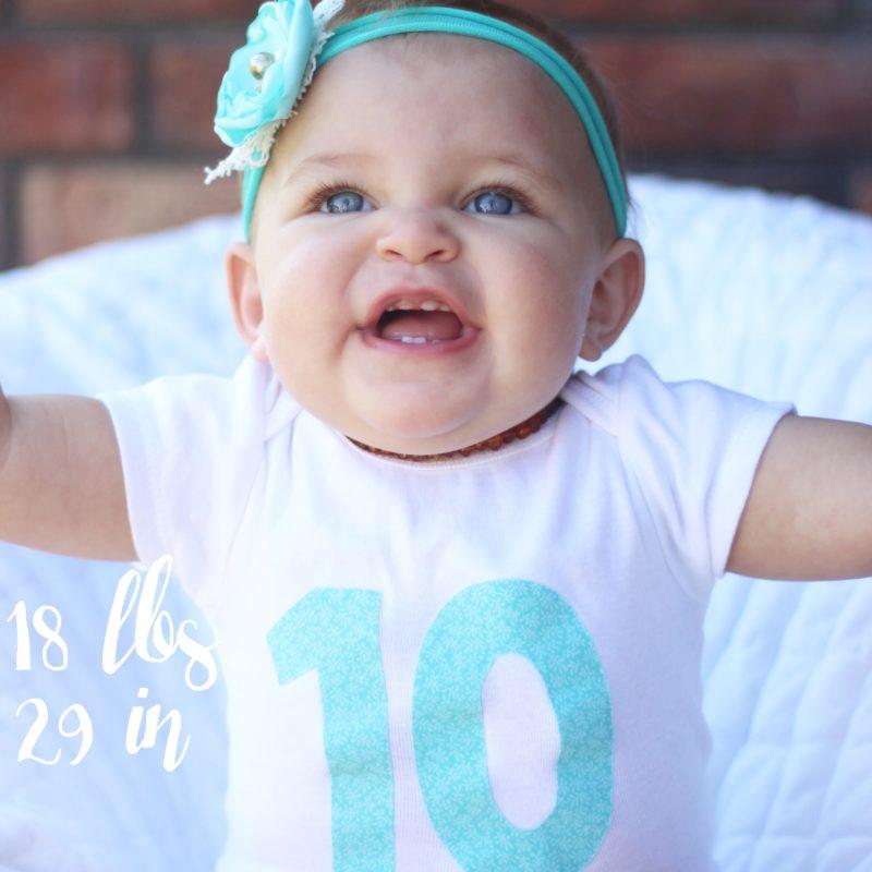 Lennyn Kate | 10 Months