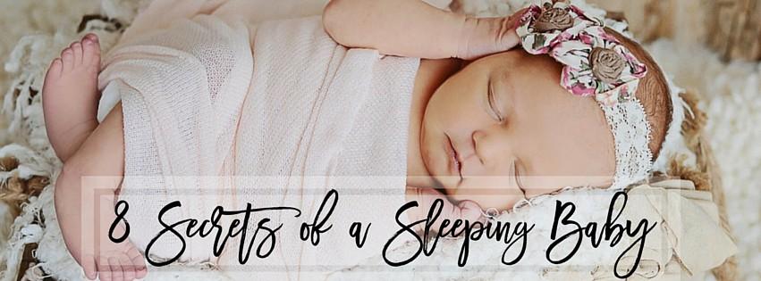 8 Secrets of a Sleeping Baby