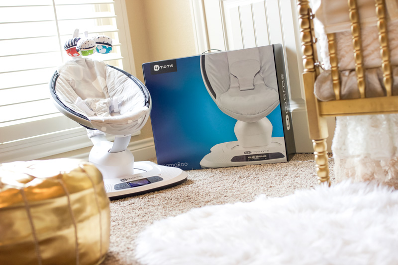 7 Ways to Soothe a Fussy Baby (Featuring mamaRoo Baby Swing)