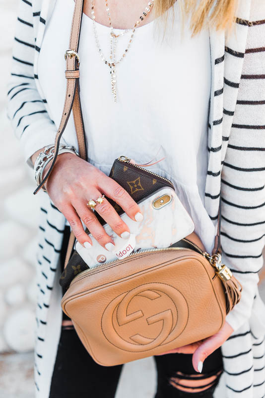 815df74c9dde My bag of choice this time is the Gucci Soho Disco Crossbody Small in Rose  Beige and I m LOVING it already! I chose this one because I wanted a  natural ...