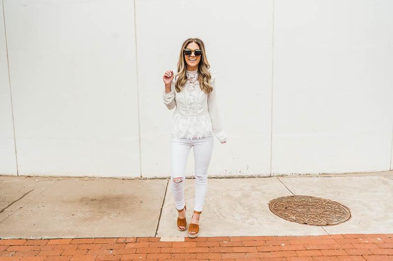 Spring Trends – White on White