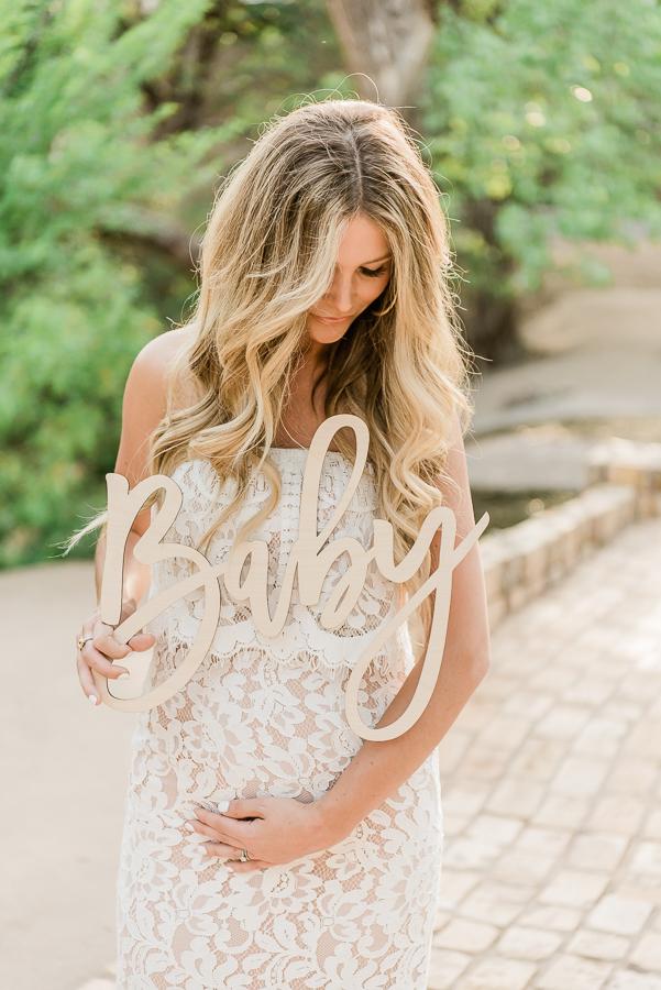 maternity photo dress