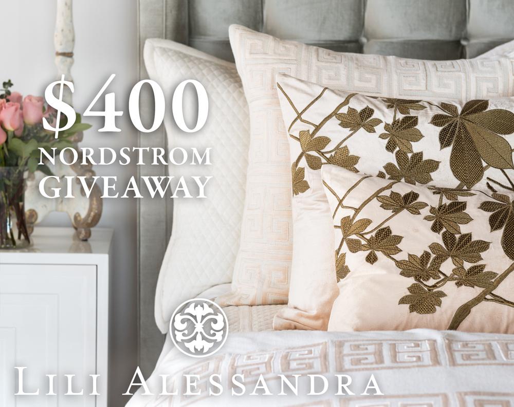 lili alessandra nordstrom anniversary sale giveaway