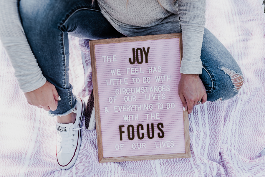 How to Find JOY Through Disappointment