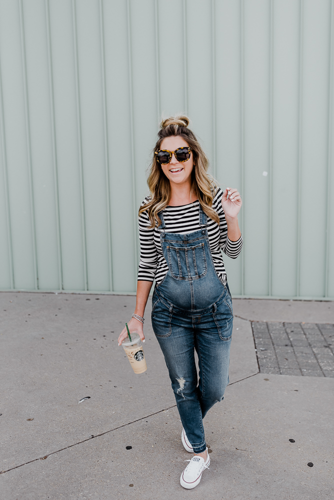 Daytime to Date Night Maternity Style