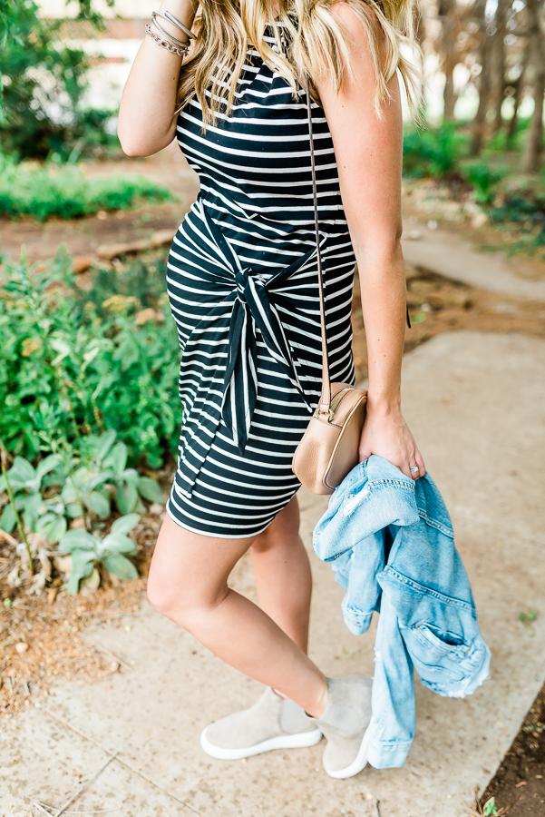 A Comfortable Non-Maternity Dress