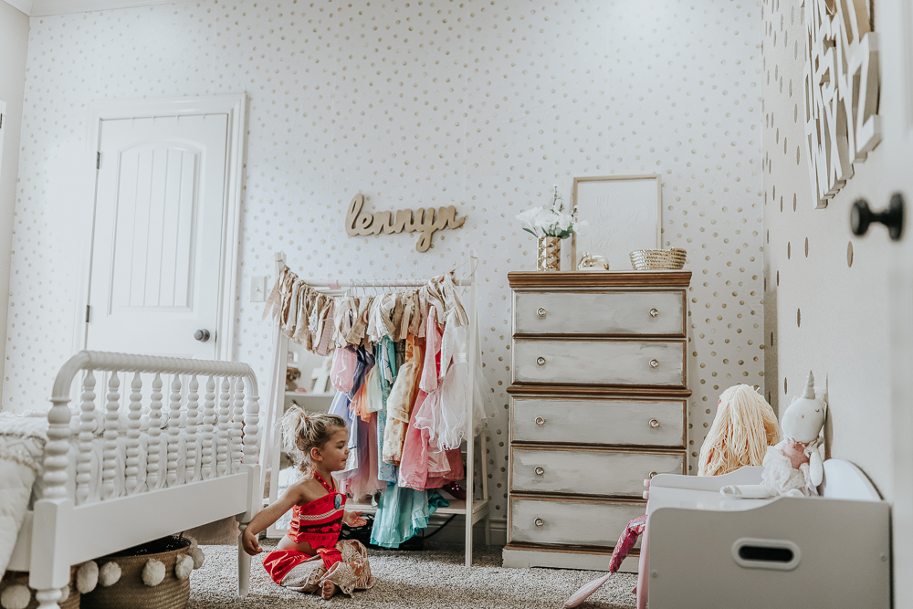 Easy Peel & Stick Wallpaper Room Refresh