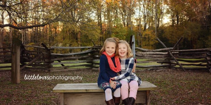 Libbie & Charlotte {family} – Children's Photography – Richmond, VA