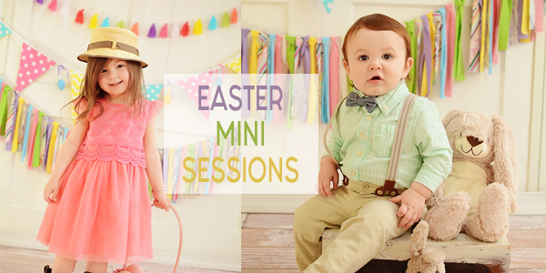 Easter Mini Sessions {2018} – Family Photography – Richmond, VA