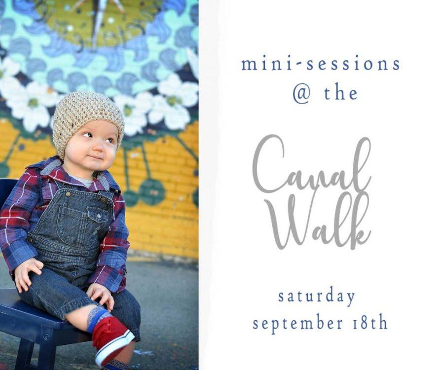 Canal Walk Minis