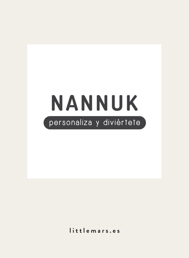 Branding + Web styling para Nannuk