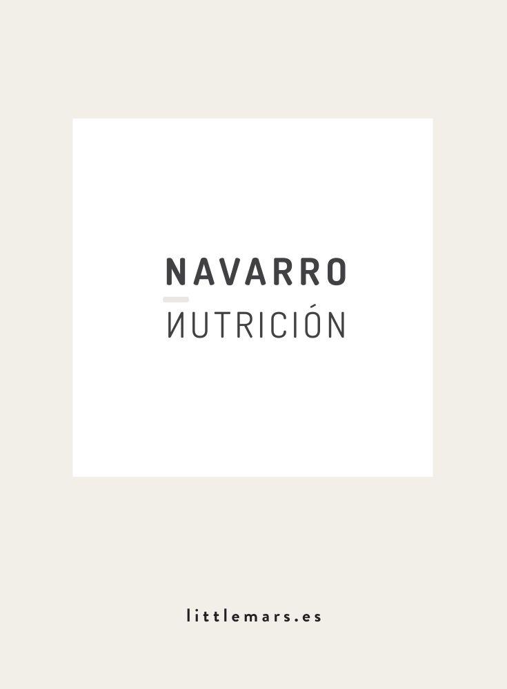BRANDING + WEB PARA NAVARRO NUTRICIÓN