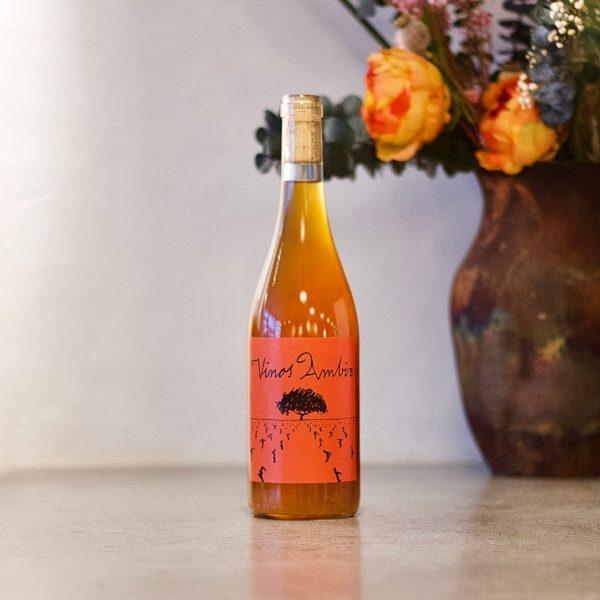 Vinos Ambiz, Sauvignon Blanc Tinaja (2018)