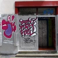 Wellington - Street Art