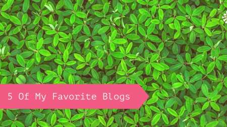 Favorite Blog Post This Week- 5th Edition