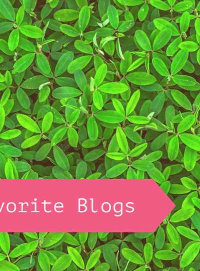 Favorite Blogs and Post