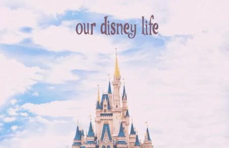 Magic Kingdom Castle- Our Disney Life