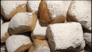 Favorite Blog Post of the Week http://www.sweetiensaltyshoppe.com/2017/08/baked-beignets.html