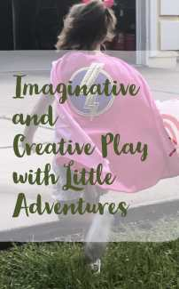 Imaginative Play with Little Adventures