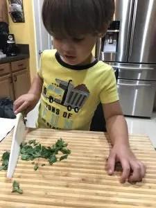 Cooking with Kids Stir littlemissblog.com