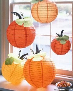 Pumpkins for Fall Decorations