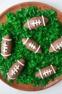 Nutella Football Truffles