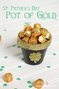 Pot of Gold St Patricks Day crafts