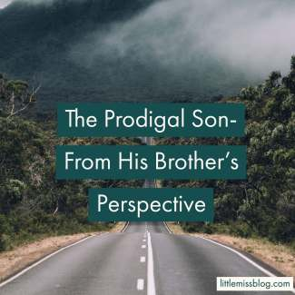 The Prodigal Son- From His Brother's Perspective
