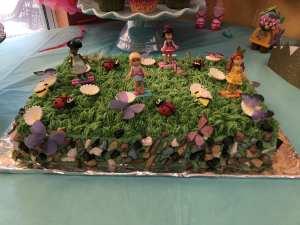 Wellie Wisher Birthday Part Cake