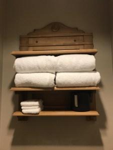 Bathroom Sauna Towels