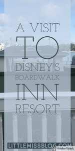 Disney's Boardwalk Resort Pin