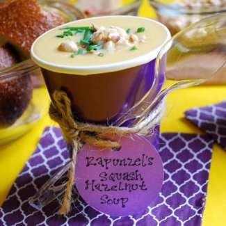 Rapunzel Hazelnut Soup