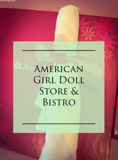 American Girl Doll Store & Bistro