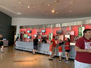 Entering the World Of Coca Cola Museum